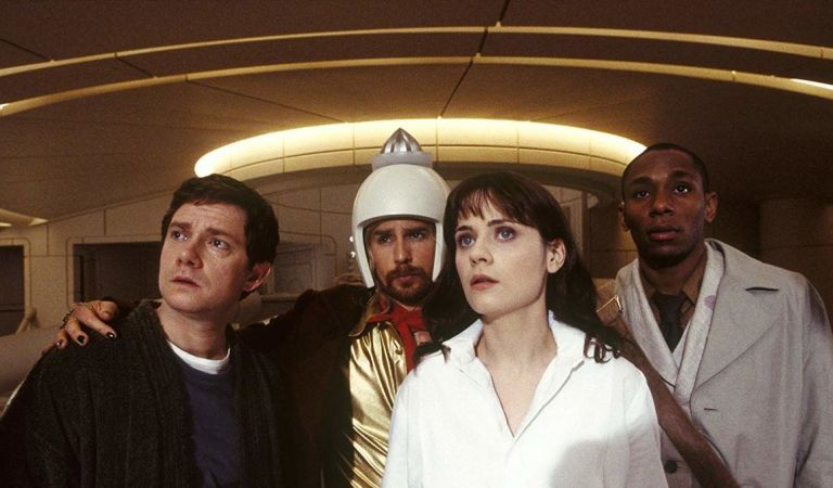 Does the world need another TV adaptation of Hitchhiker's Guide to the Galaxy? The folks at Hulu think so.