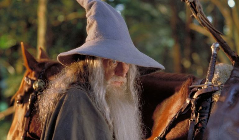 #LOTR fans will be charmed by these excerpts of Ian McKellen's diaries of his time on set filming the trilogy.
