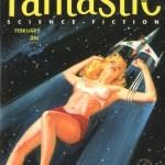 Fanstastic pulp magazine