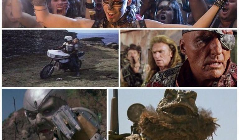 I enjoyed this history of Mad Max ripoffs and got me thinking which other #scifi franchises have spawned so many imitators. Star Wars, Robocop and Terminator come to mind, but there must be others.