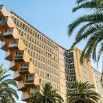 Sandcrawler hotel in Tunisia