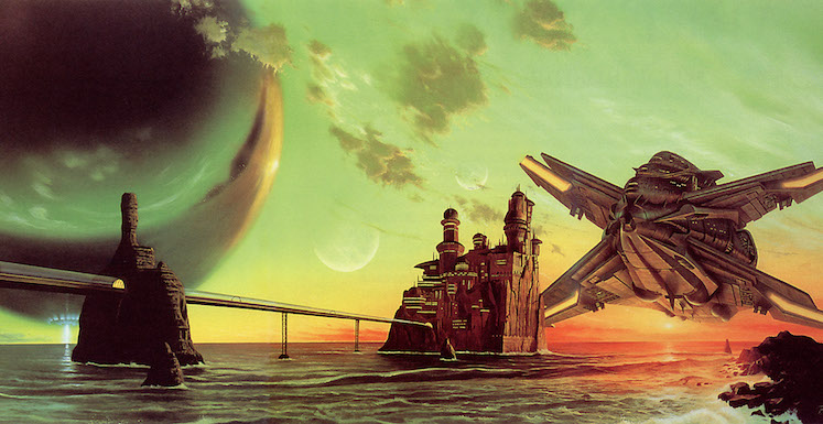 Companion books to Iain M. Banks' Culture series are in the works