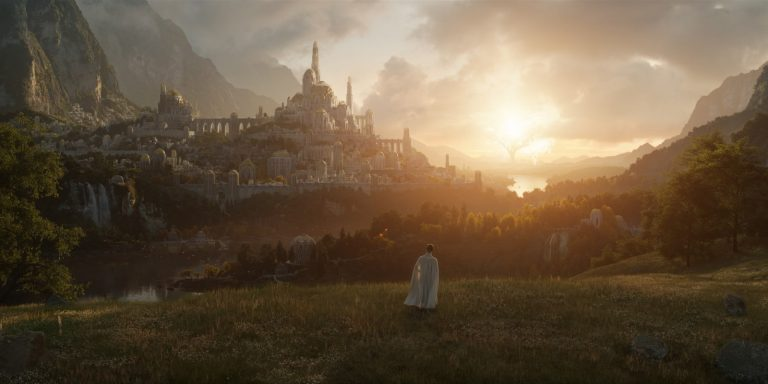 The Lord of the Rings' TV series gets a premiere date