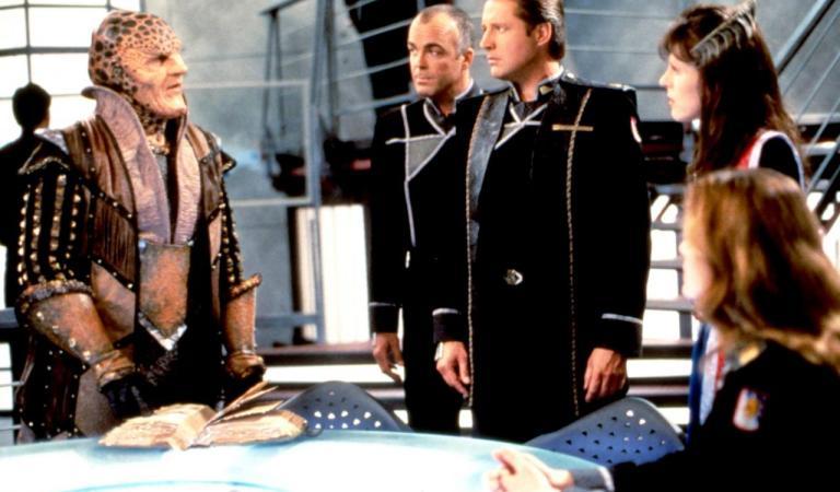 Who wants a 'Babylon 5' reboot?
