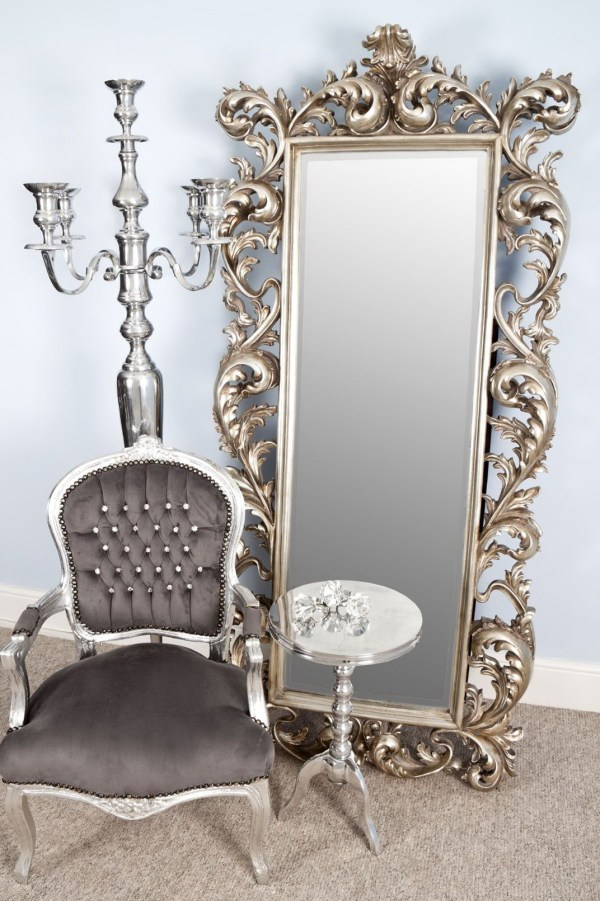 Antique Floor Length Mirrors