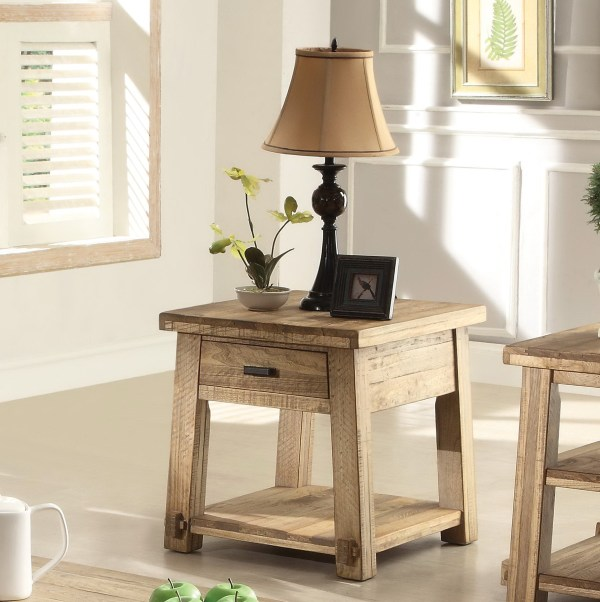 Small Accent Table Lamp