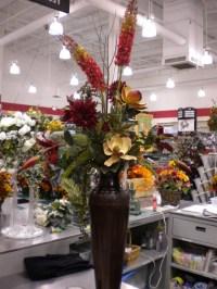 Tall Floor Vase Arrangements | Home Design Ideas