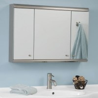 Tri Fold Mirror Medicine Cabinet | Home Design Ideas