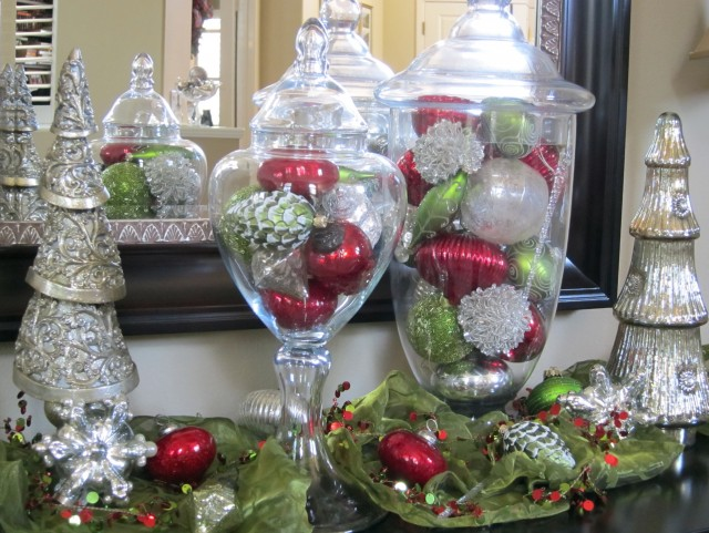 Vase Filler Ideas For Christmas Home Design Ideas