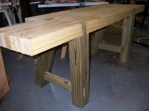 Wood Bench Plans Woodworking