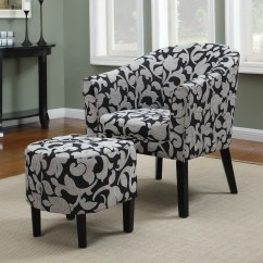 Accent Chairs And Ottomans Lowes Patio With Home Design Ideas