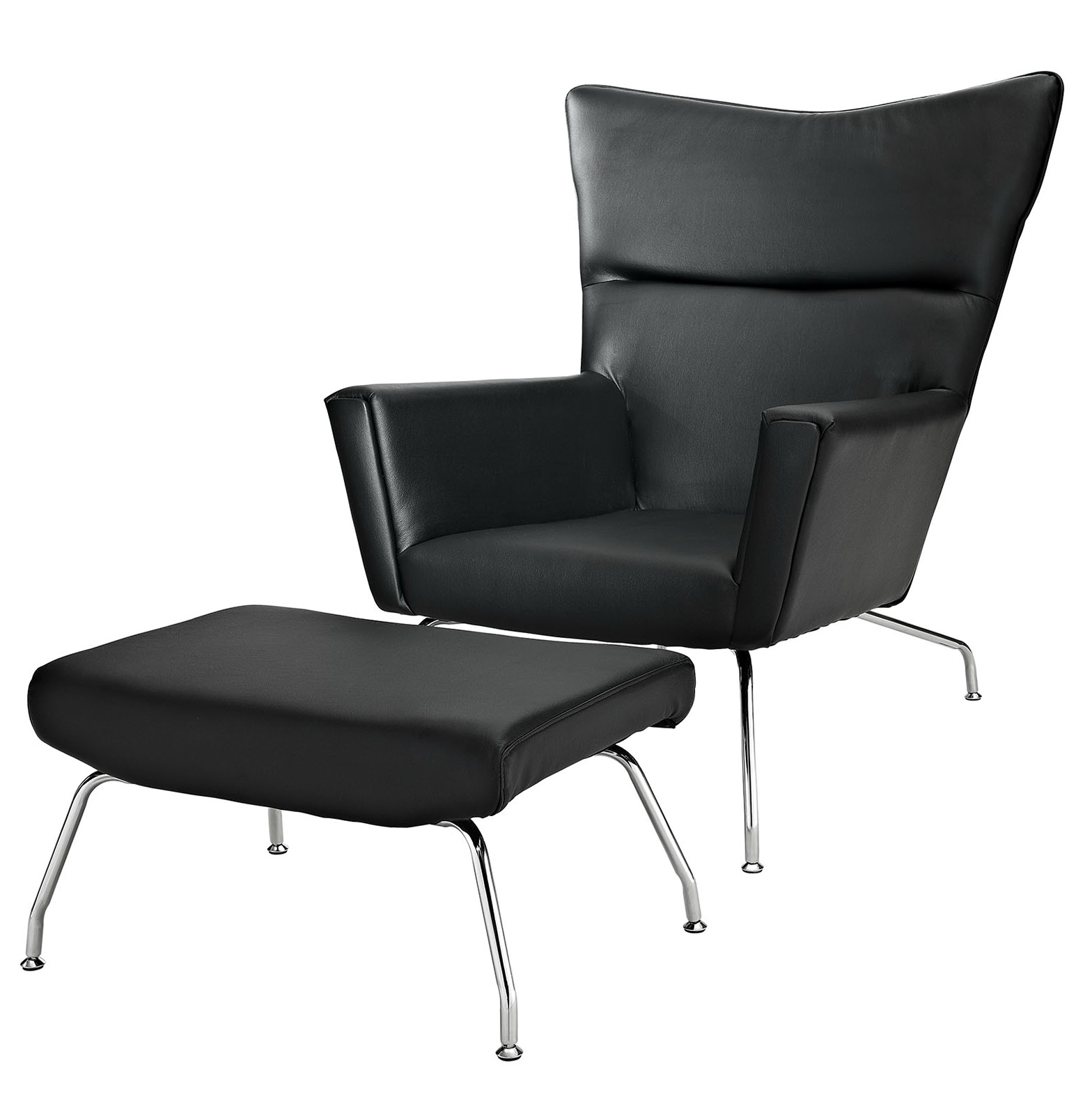 black chair and ottoman tommy bahamas beach leather home design ideas