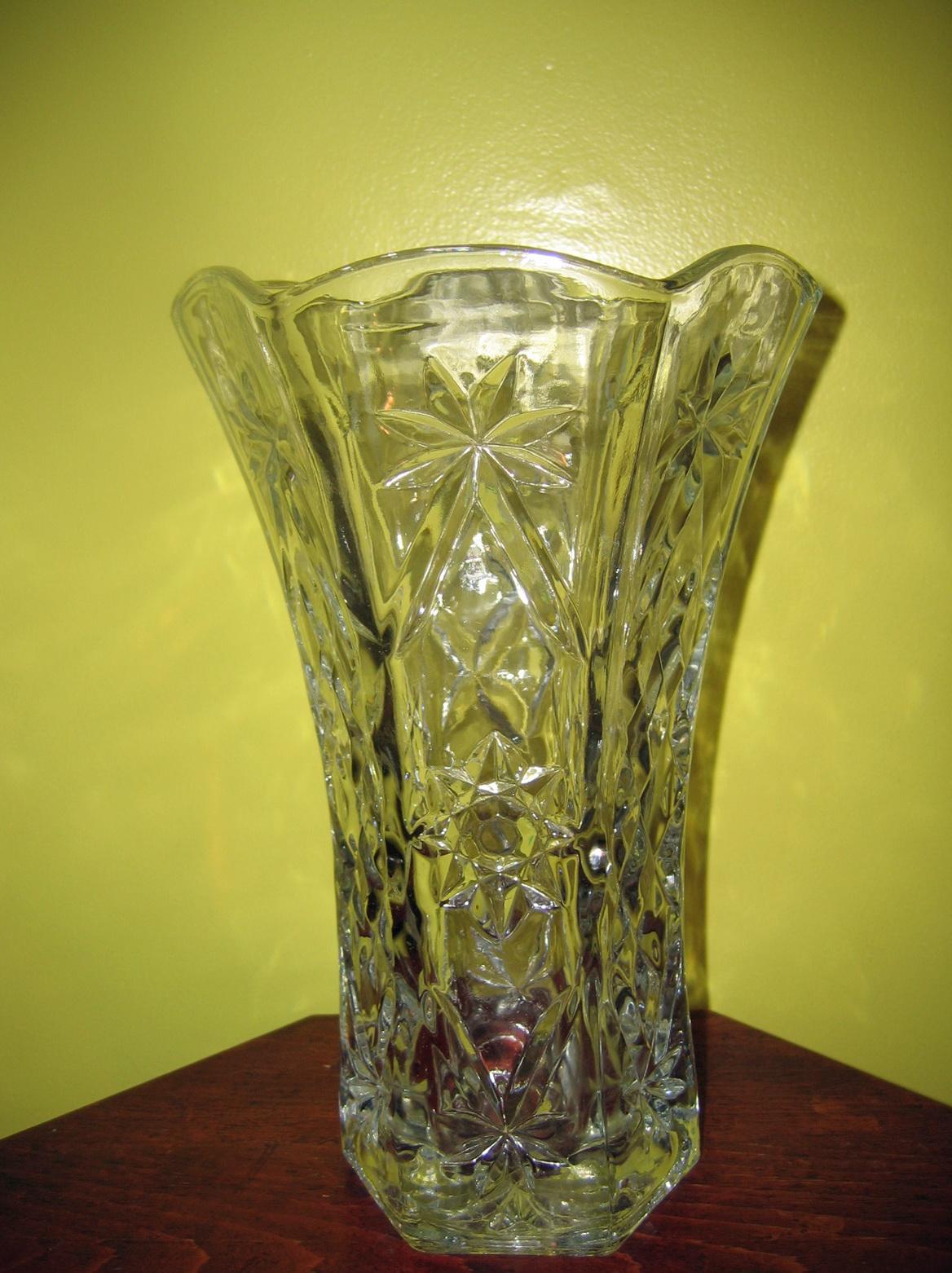 Clear Glass Flower Vases Home Design Ideas