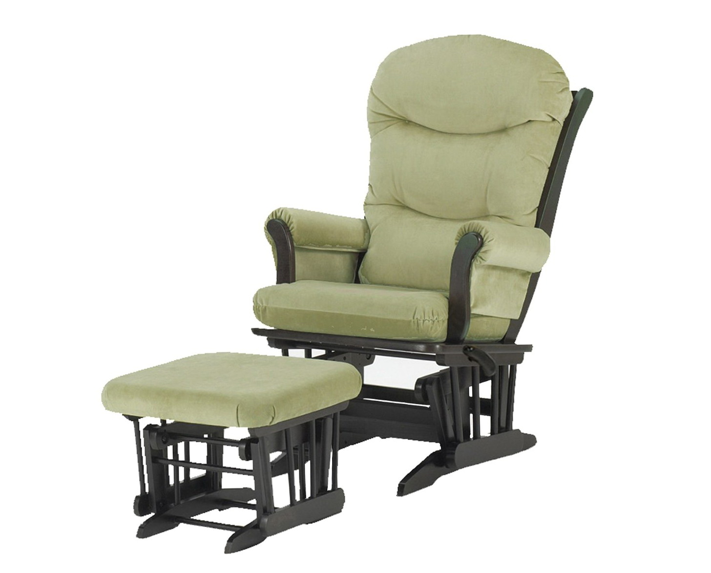 glider chair and ottoman replacement cushions staples ergonomic office chairs dutailier set home design ideas