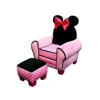 Minnie Mouse Chair And Ottoman | Home Design Ideas