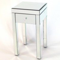 Mirrored Night Stands Pier One | Home Design Ideas