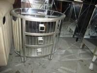 Mirrored Nightstand Home Goods | Home Design Ideas