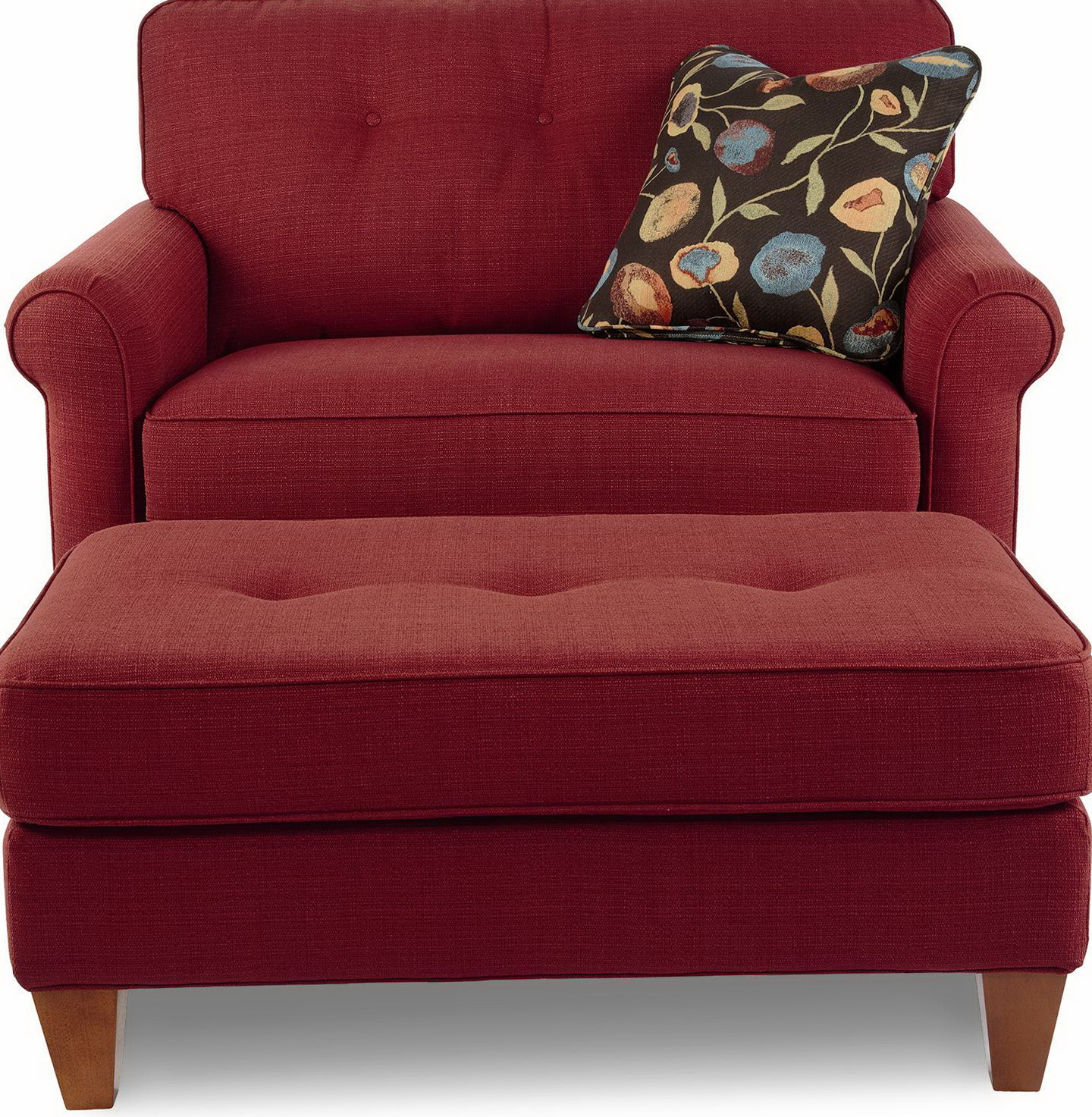 Oversized Chair And Ottoman Sets Home Design Ideas