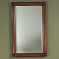 Frameless Mirrored Medicine Cabinet | Home Design Ideas
