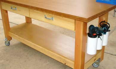 Woodworking Bench Plans Wooden Thing