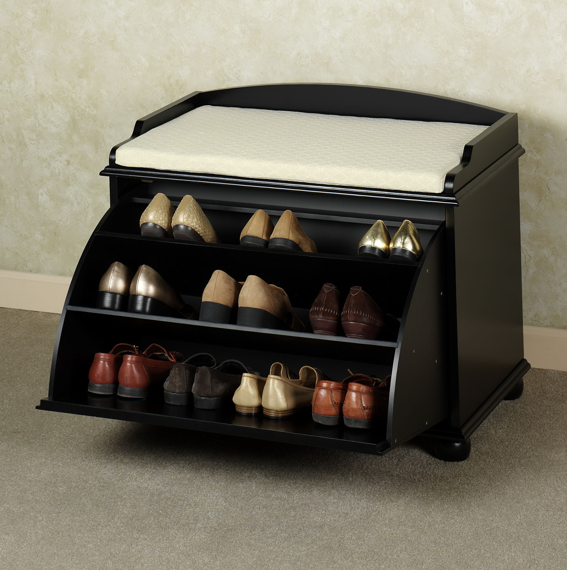 Shoe Storage Bench Ikea Home Design Ideas