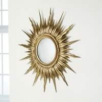 Sun Mirror Wall Decor | Home Design Ideas