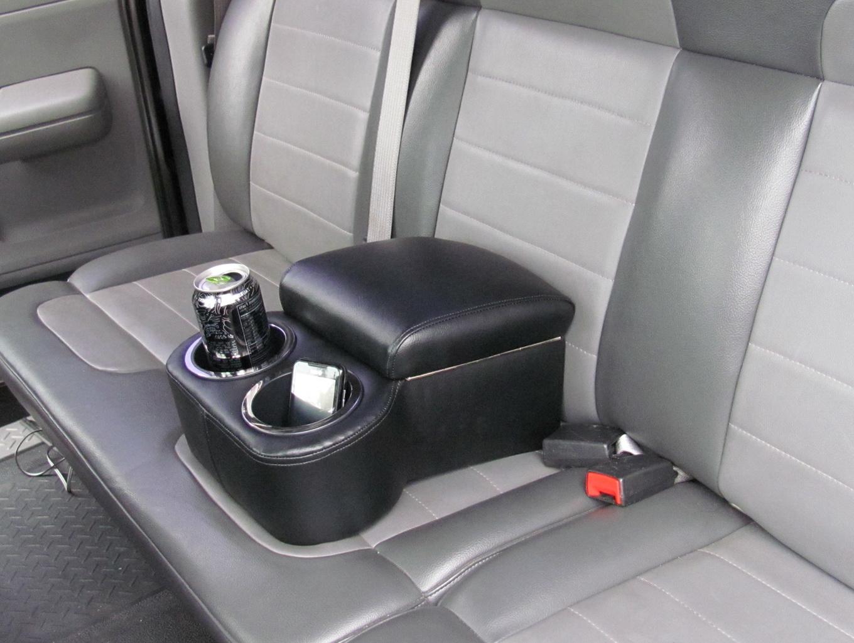 Bench Seat Armrest Console Home Design Ideas