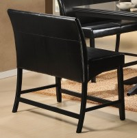 counter height dining sets with bench