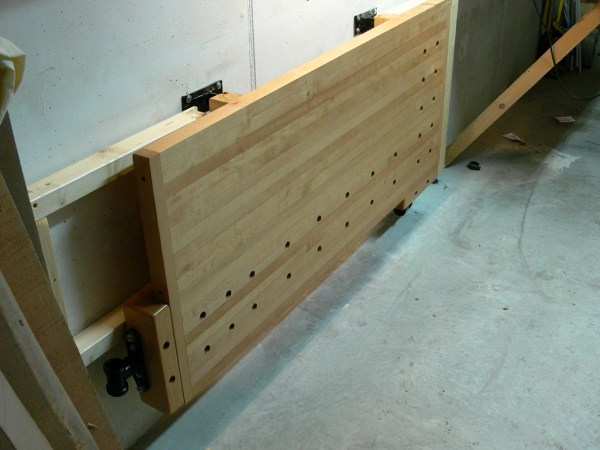 Folding Workbench Wall Brackets Vtwctr