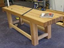 Garage Bench Top Workbench