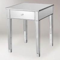 Mirror End Tables Sale | Home Design Ideas
