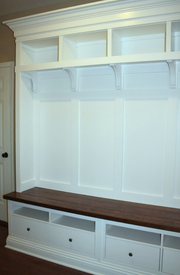 Mudroom Benches with Storage IKEA