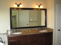 Oil Rubbed Bronze Mirror Bathroom Vanity - Bathroom Design ...