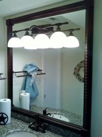 Oil Rubbed Bronze Mirrors Bathroom | Home Design Ideas