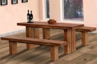 Small Bench Dining Set | Home Design Ideas
