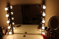 Vanity Mirror With Light Bulbs For Sale | Home Design Ideas