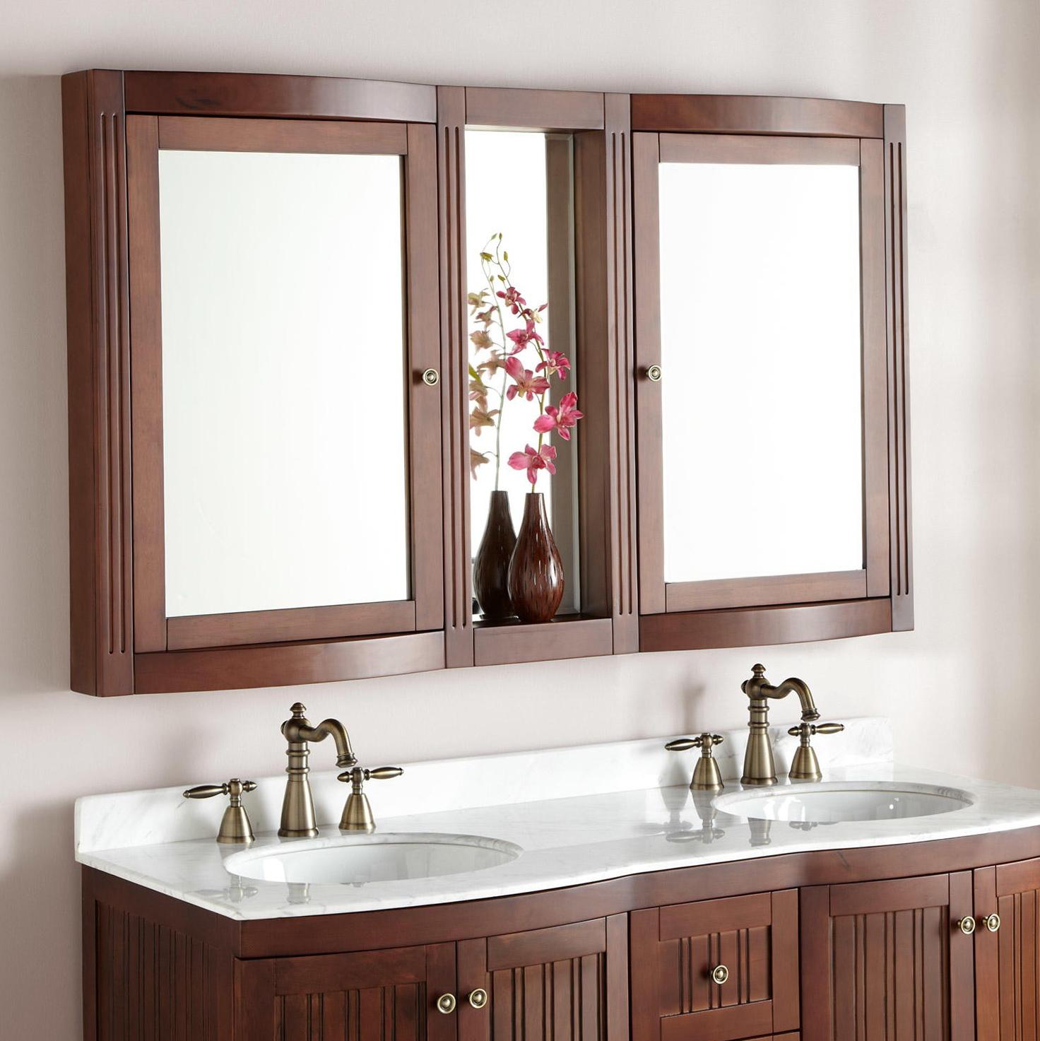 60 Inch Mirror Medicine Cabinet Home Design Ideas