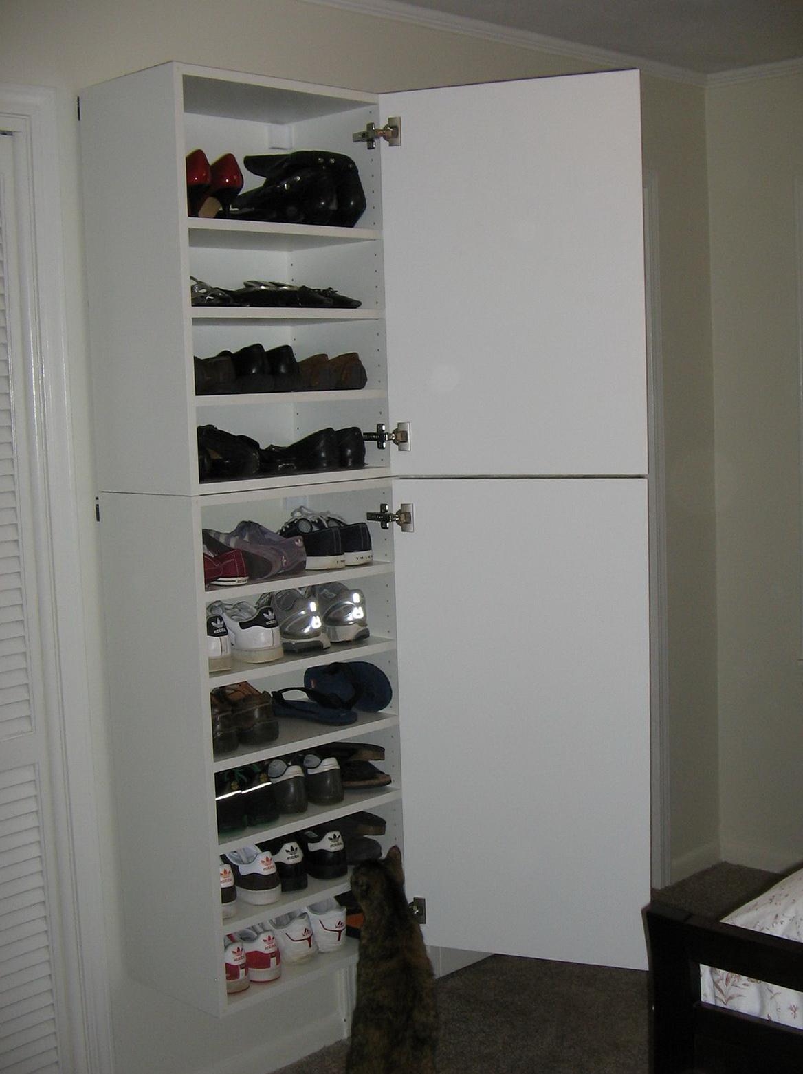 Closet Shoe Organizer Ikea Home Design Ideas