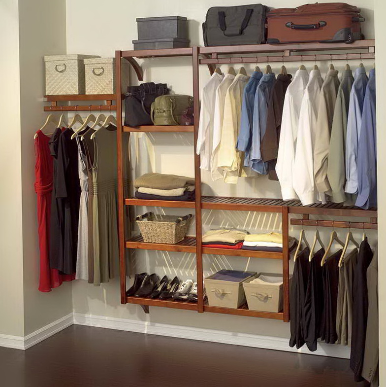 Diy Walk In Closet Systems Home Design Ideas