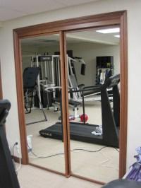 Mirrored Closet Doors Sliding | Home Design Ideas