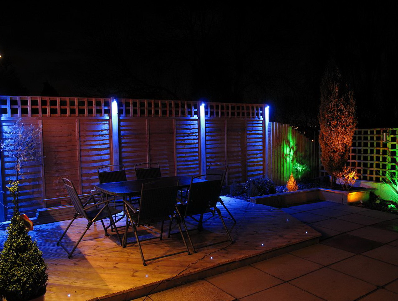 Outdoor Deck Lighting Kits  Home Design Ideas