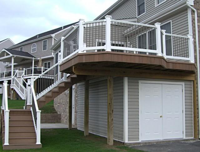 Under Deck Storage Shed Ideas Home Design Ideas