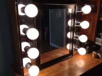 Vanity Mirror With Light Bulbs | Home Design Ideas