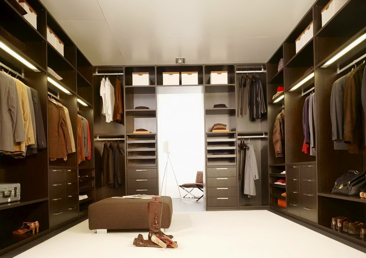 Walk In Closet Designs Men  Home Design Ideas