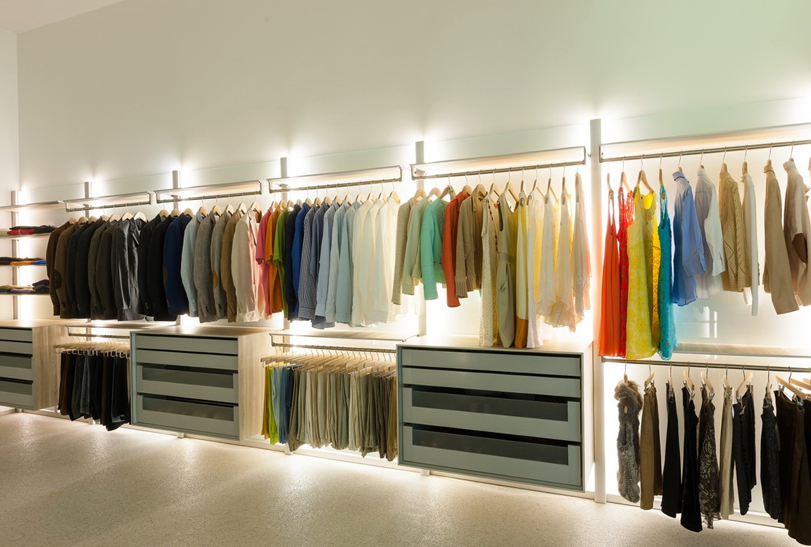 Walk In Closet For Women  Home Design Ideas