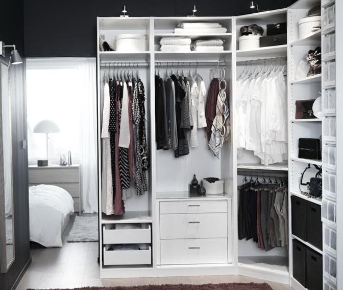 Walk In Closet Systems Ikea  Home Design Ideas