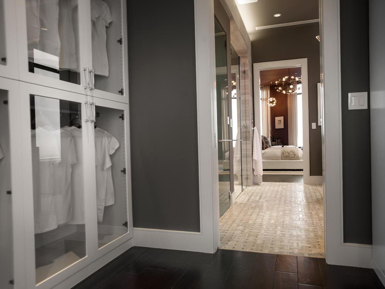California Closet Door Designs