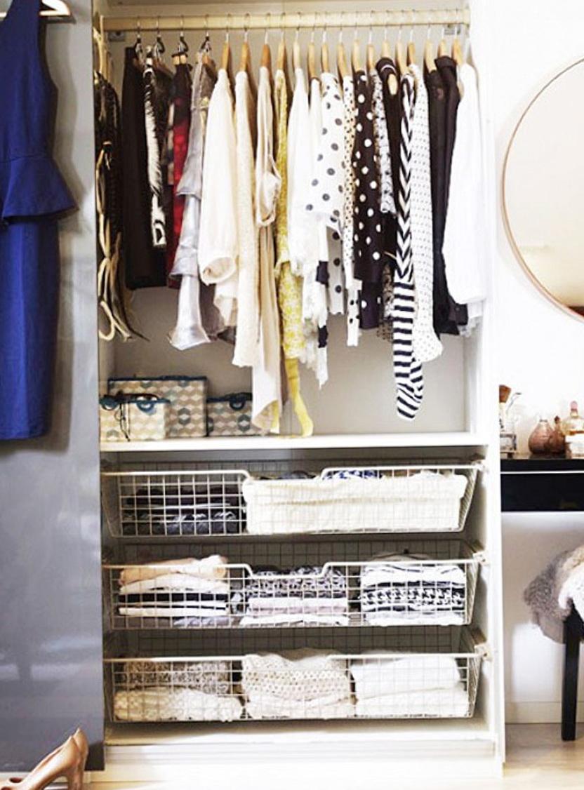 Pinterest Closet Organization Diy  Home Design Ideas
