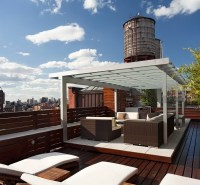 Rooftop Deck Ideas   Home Design Ideas