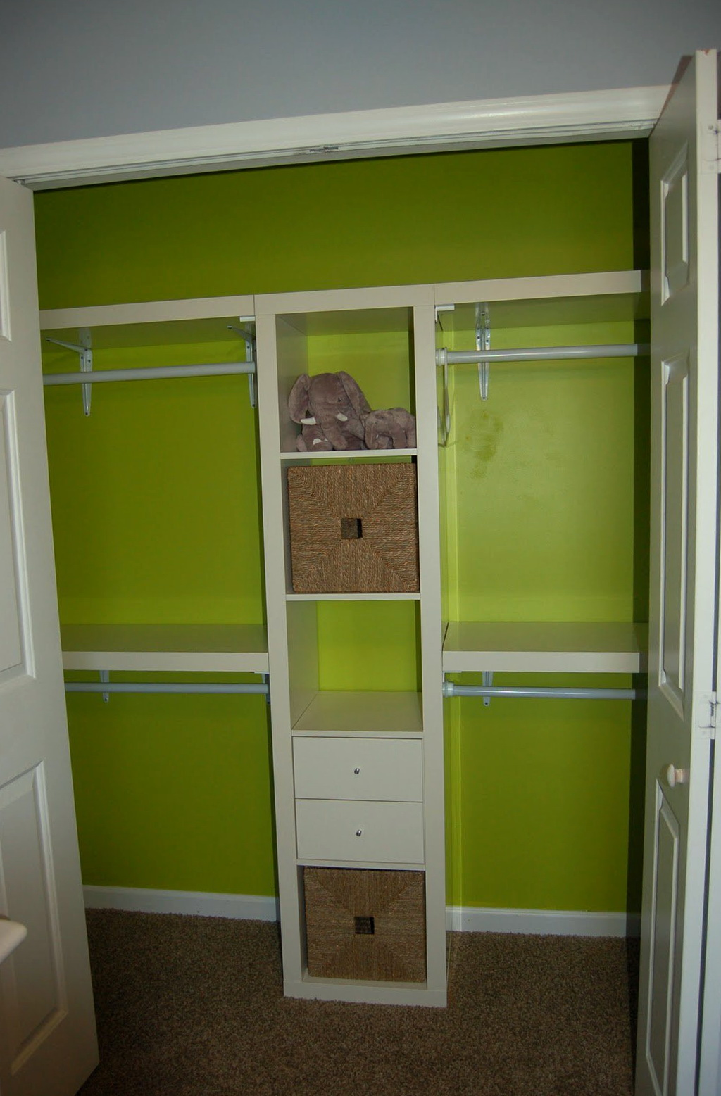Shelves For Closet Ikea Home Design Ideas